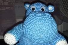 Makerist - Happy Hippo - 1