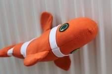Makerist - Fisch mit magnetischen Flossen - 1