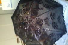 """Makerist - ombrelle """"noire"""" - 1"""