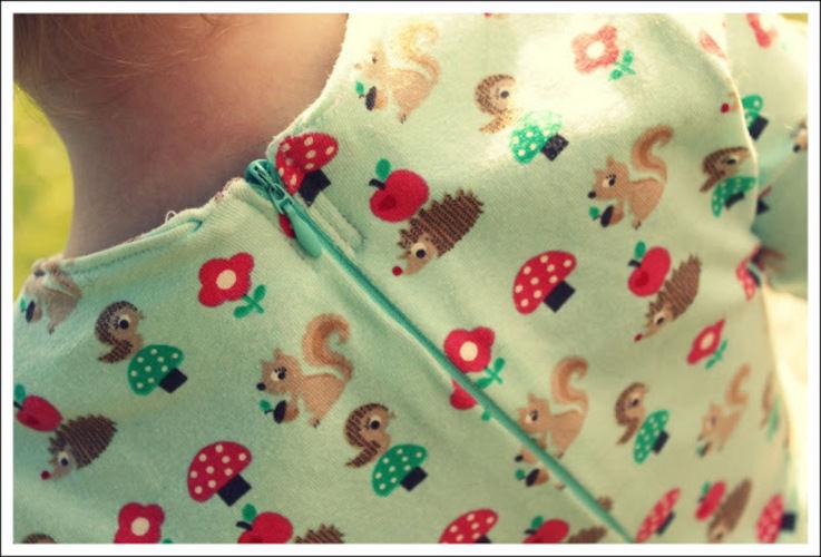 Makerist - Jersey Kleid nach Freebook - Nähprojekte - 2