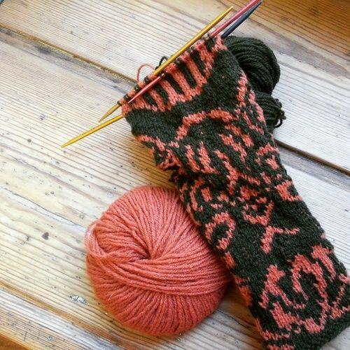 Makerist - Mystery-Handstulpen - Strickprojekte - 1