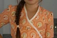 Makerist - Wickelkleid für meine Tochter  - 1