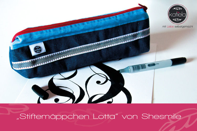 Makerist - Stiftemäpchen Lotta, es muss nicht immer Stoff sein - Nähprojekte - 3