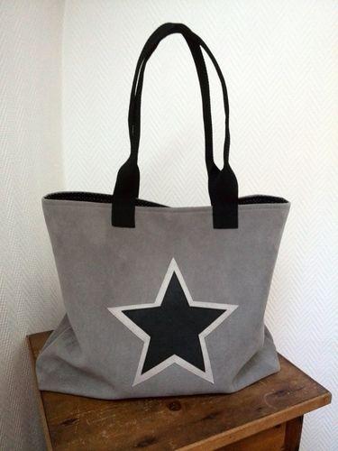 Makerist - Shopper Stern - Nähprojekte - 1