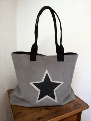 Makerist - Shopper Stern - 1