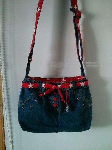 Makerist - Jeans Tasche - Nähprojekte - 1