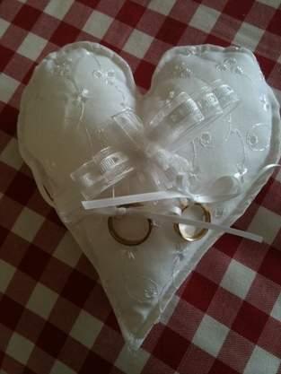 Makerist - Hochzeitstraüme aus alten Spitzen  - 1