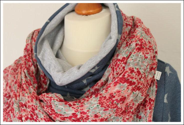 Makerist - Kragen-Hoodie für Damen - Nähprojekte - 3