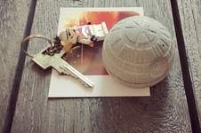 Makerist - Briefbeschwerer aus Beton | Star Wars - 1
