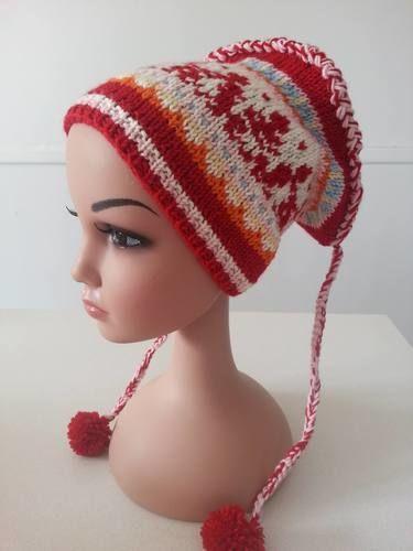 353e85af978c Makerist - Bonnet pour bébé fait main en laine et cachemire - Créations de  tricot -