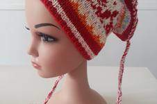 Makerist - Bonnet pour bébé fait main en laine et cachemire - 1