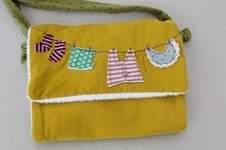 Makerist - Wickeltasche für Puppen - 1