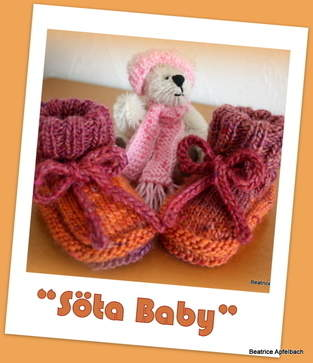 "Makerist - Booties ""Söta Baby"" - 1"