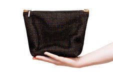 Makerist - Kosmetiktasche »The Black Line Copper & Cork« - 1