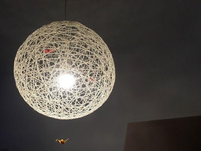 Makerist - Wohnzimmerlampe - DIY-Projekte - 1