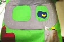 Makerist - Kleine Autospielmatte - 1