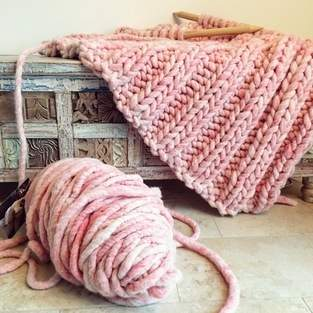 Makerist - Kuscheldecke – XXL love - 1