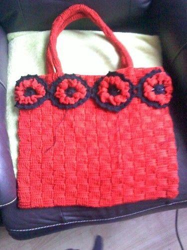 Makerist - sac - Créations de crochet - 2