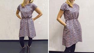 Makerist - Basic dress mit shirring - 1