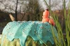 Makerist - Die Raupe auf dem Pilz - Kuchen - 1