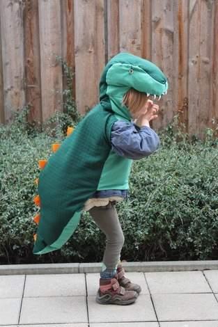 Makerist - T-Rex Kinderkostüm - 1