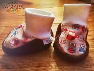 Makerist - Baby Pantöffelchen - 1