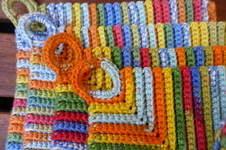 Makerist - schöne Baumwoll Topflappen - 1