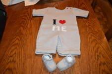 Makerist - conbinaison bébé - 1