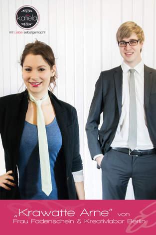 Makerist - Krawatten für alle!!! - 1