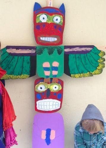 Makerist - Kanadische Totem für Kinder - DIY-Projekte - 1