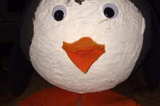 Makerist - Papermache Penguin (Piñata !) - 1