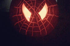 Makerist - Spiderman Halloween Pumpkin - 1