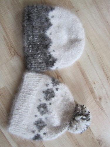 Makerist - Mützen aus Hundewolle - Strickprojekte - 1