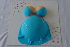 Makerist - Babyparty Torte - 1