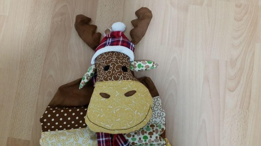 Makerist - Weihnachtskalender Gustav - Nähprojekte - 2