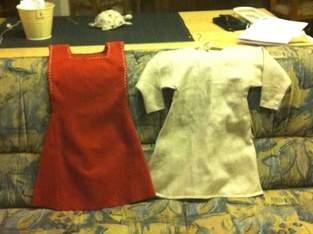 Makerist - Kindermittelalterkleid - 1