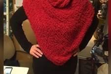 Makerist - Nicht nur ein Schal - aber auch noch kein Poncho - vielleicht ein Schancho? - 1