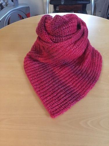 Makerist - Nicht nur ein Schal - aber auch noch kein Poncho - vielleicht ein Schancho? - Strickprojekte - 2