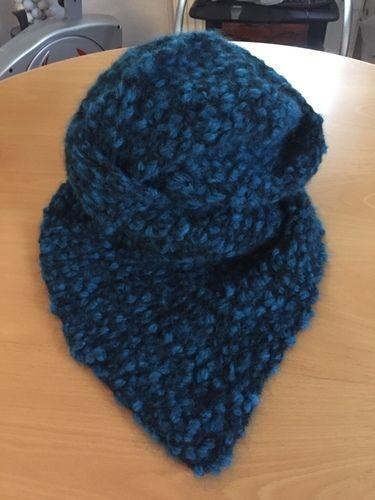 Makerist - Nicht nur ein Schal - aber auch noch kein Poncho - vielleicht ein Schancho? - Strickprojekte - 3