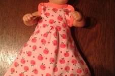 Makerist - Schlafsack für die Puppe meiner Tochter - 1