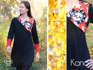 Makerist - KANO (Still-) Kleid oder Tunika - 1