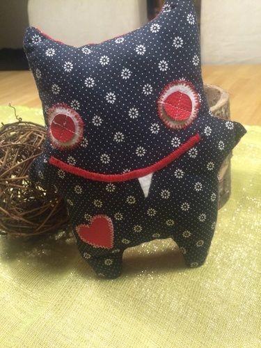 Makerist - Monster 👻 - Nähprojekte - 1