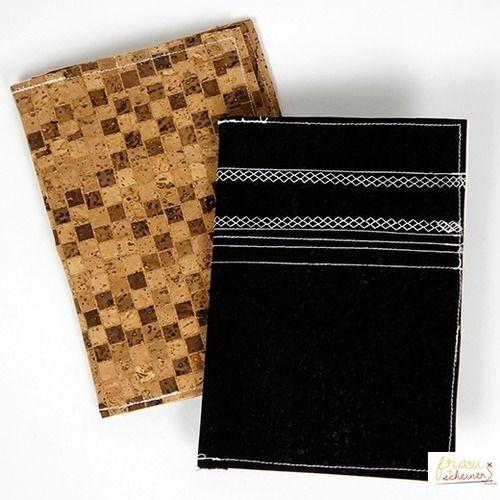 Makerist - Herren Brieftasche aus Kork - Nähprojekte - 2