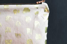Makerist - Selber drucken mit Goldfolie DIY - 1