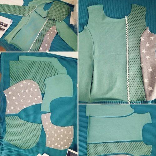 Makerist - Mein erster genähter Pulli :-) #julina - Nähprojekte - 2