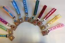 Makerist - Schlüsselanhänger mit Chiptäschchen  - 1