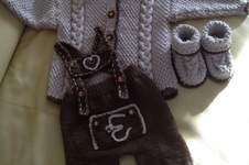 Makerist - Baby-Trachtenoutfit - 1
