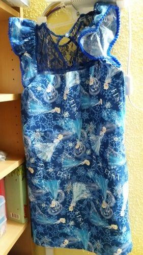 Makerist - Kleid Eiskönigin - Nähprojekte - 2