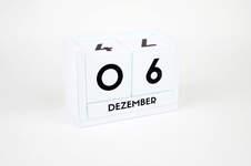 Makerist - DIY Dauerkalender Würfelkalender aus Papier - 1