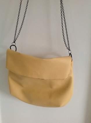 Makerist - Handtasche Poppy aus Kunstleder - 1